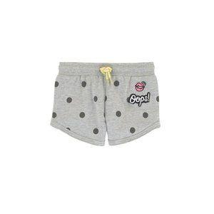 3Pommes Girls Polka Dot Shorts